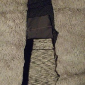 Workout leggings bundle